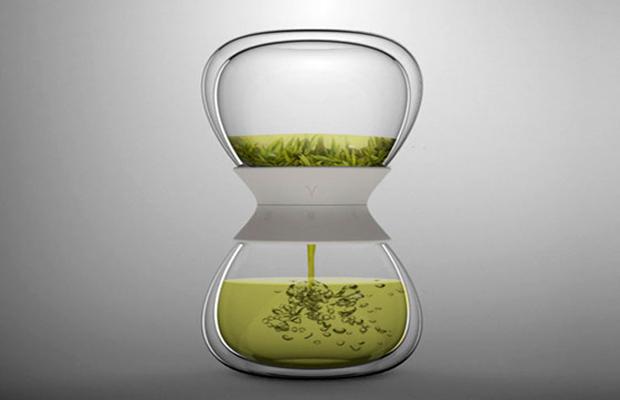 Tetera: Reloj de Arena