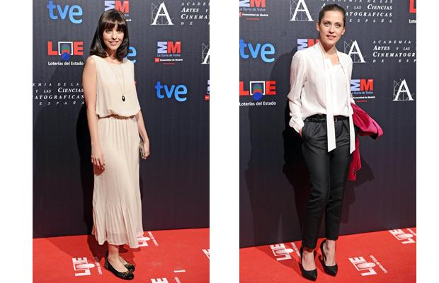 Fashion: Nominados a los Premios Goya