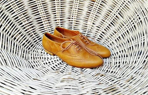 Zapatos Valeria Leafof