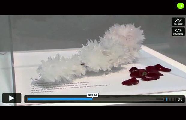 Video: Tokujin Yoshioka