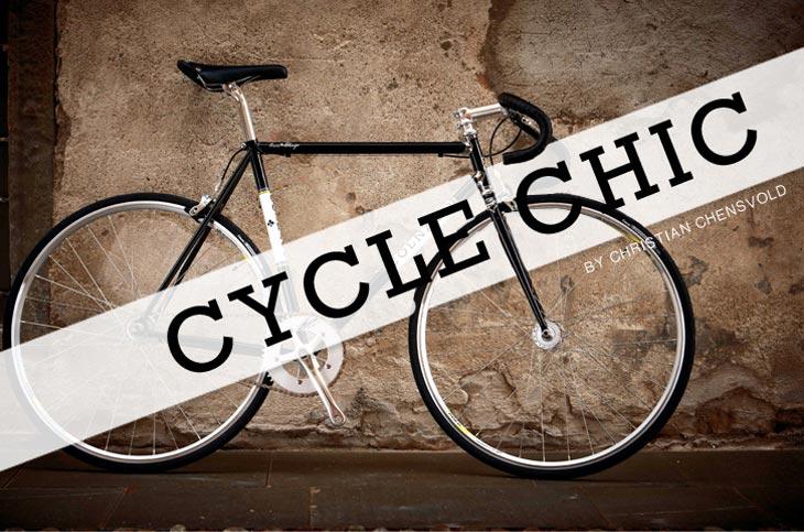 Cyclechic; estilo sobre velocidad.