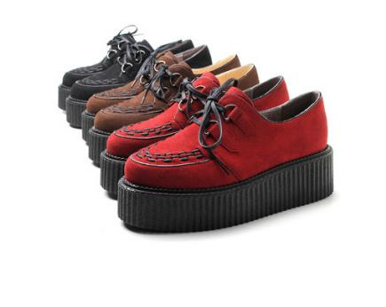 EL GRUNGE: WELCOME BACK CREEPERS