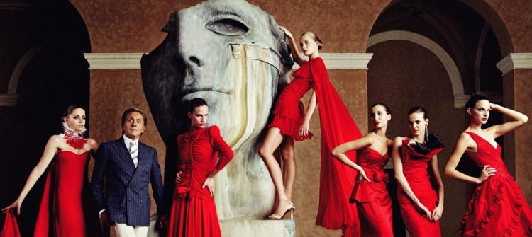 Exposición en Londres de lo mejor de Valentino