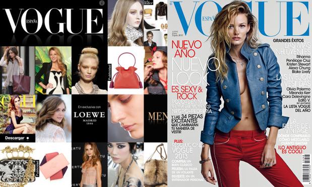 Vogue: tendencias de enero
